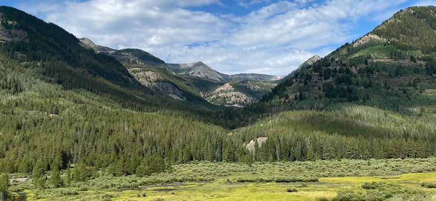 Oh Be Joyful Trail Colorado