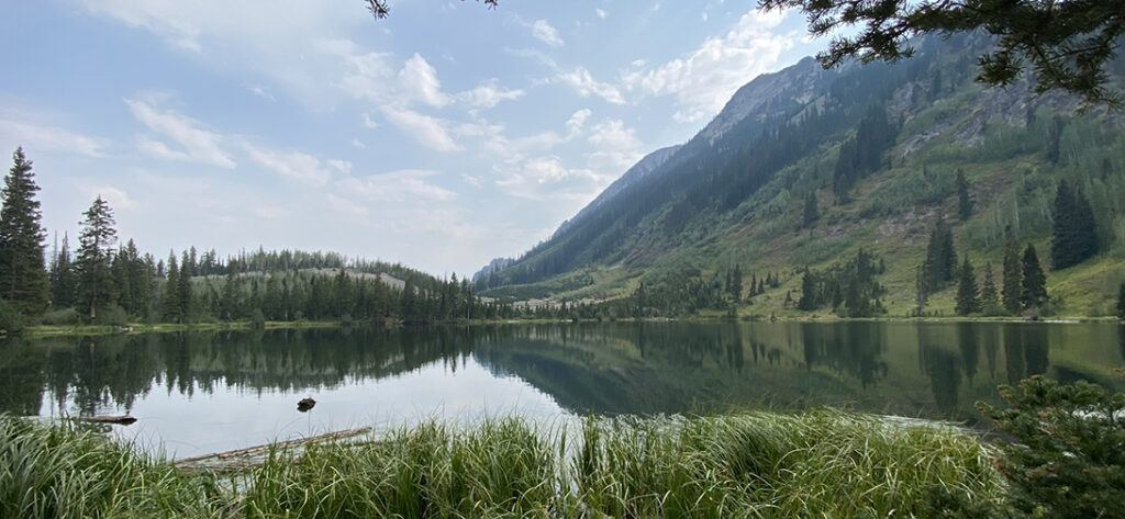 Three Lakes Trail Colorado