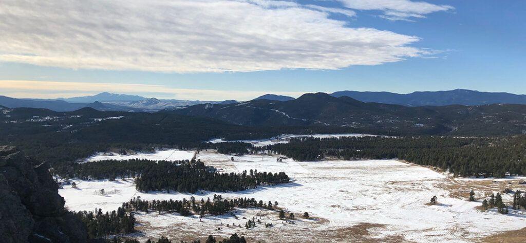 Legault Mountain Colorado