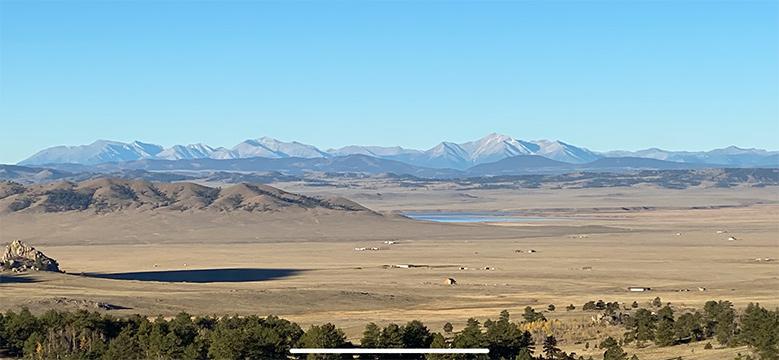 Badger Mountain Colorado