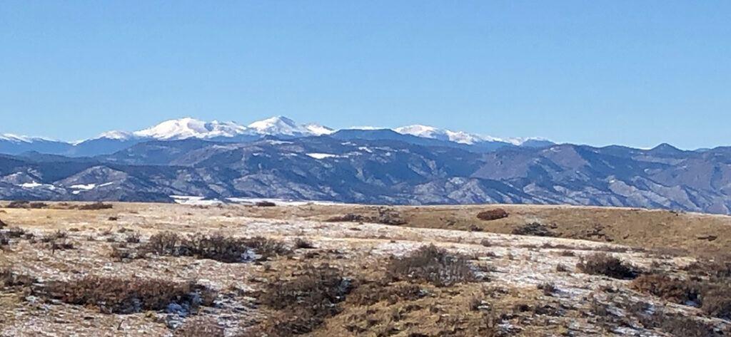 Ridgeline Open Space Trail, Castle Rock, CO