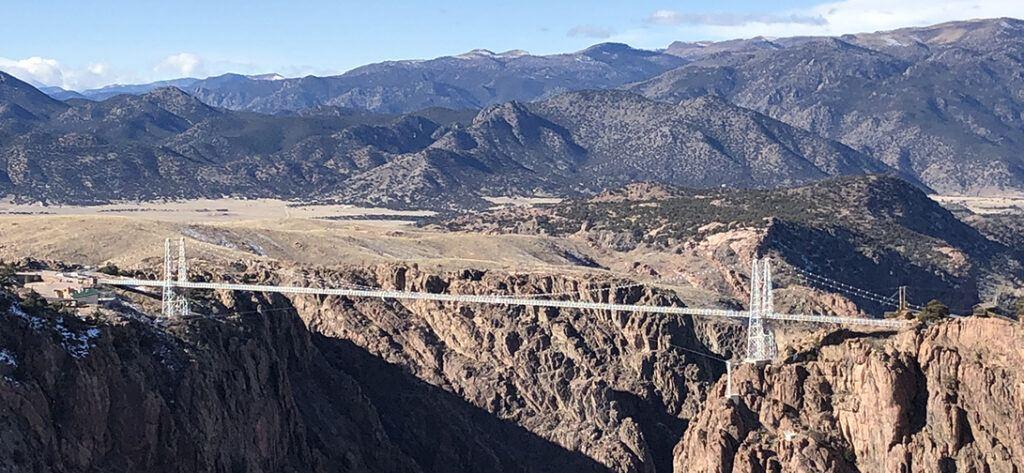 Arkansas River Canyon Rim Trail, CO