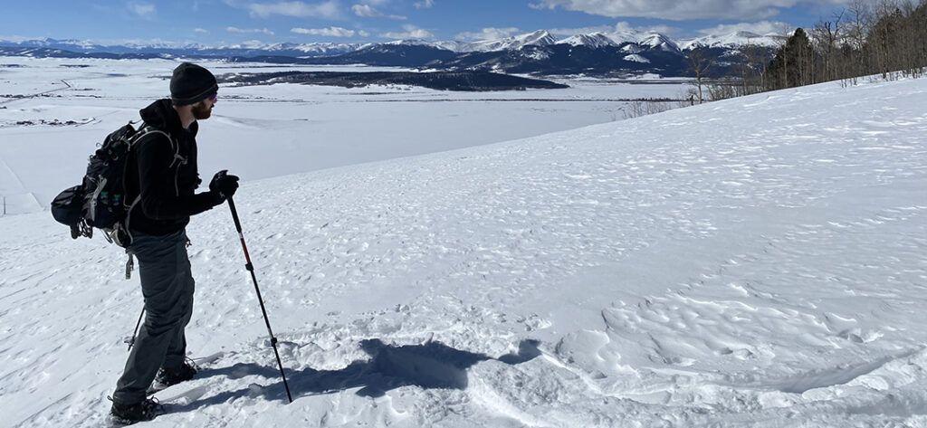 Colorado Trail Kenosha Pass