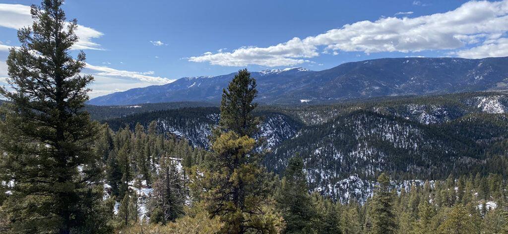 San Carlos Trail Colorado