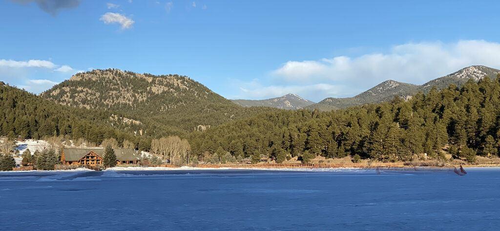 Evergreen Lake, Evergreen, CO