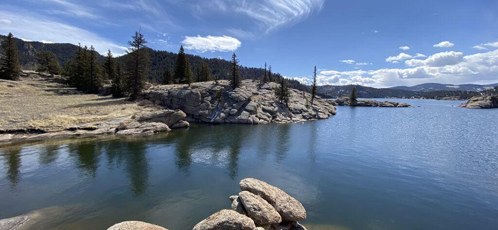 Eleven Mile State Park, Colorado