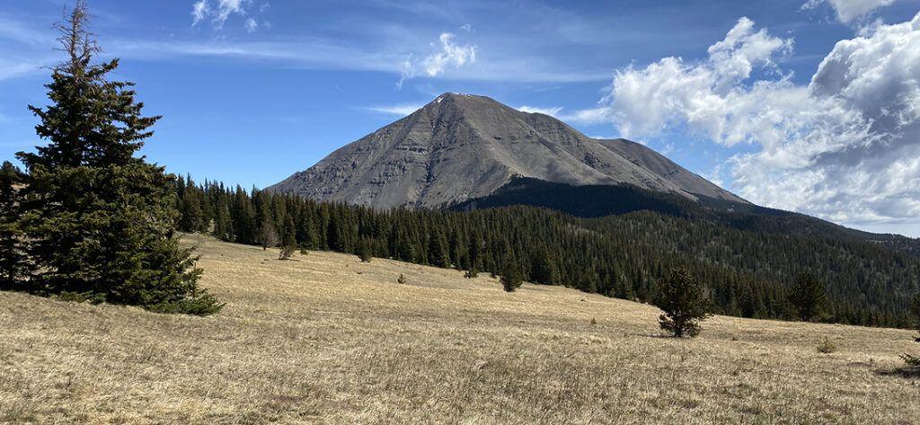 West Spanish Peak Colorado