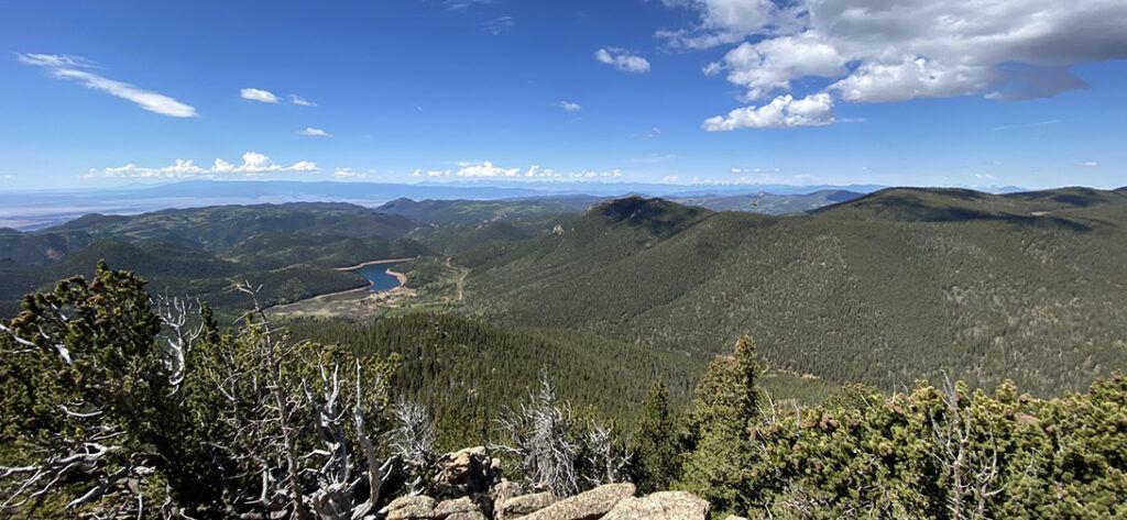 Mount Rosa Trail Colorado