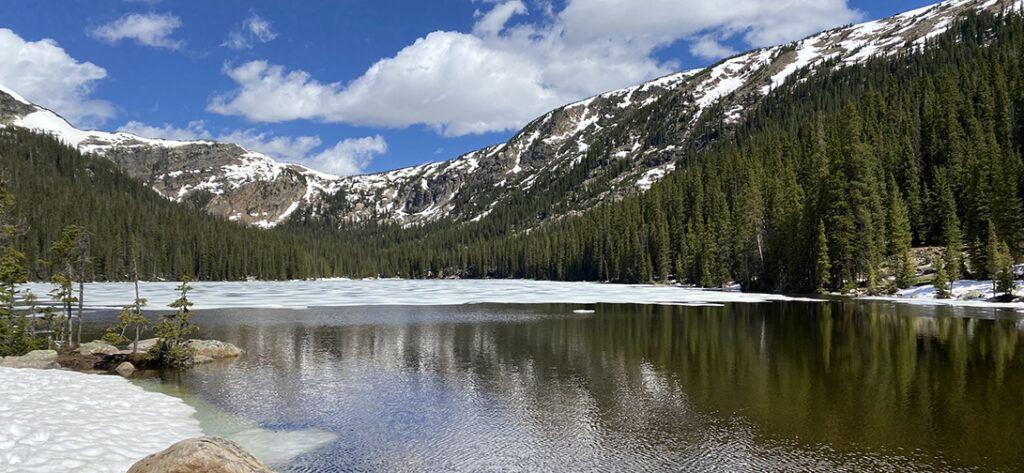 Timberline Lake Trail, Leadville, CO