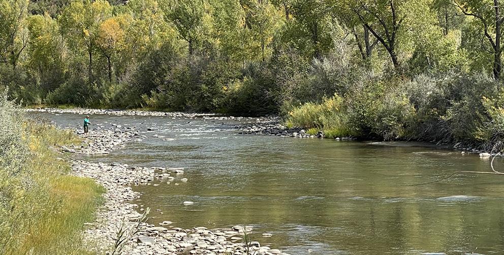 San Juan River Pagosa Springs