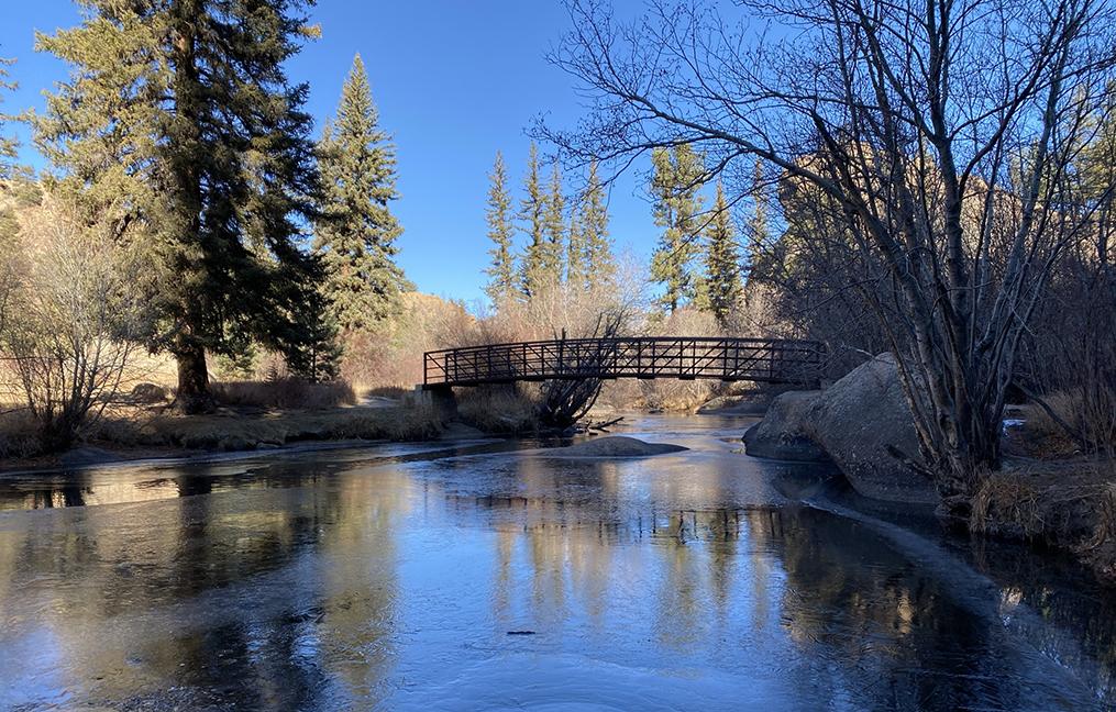 Tarryall Creek Colorado