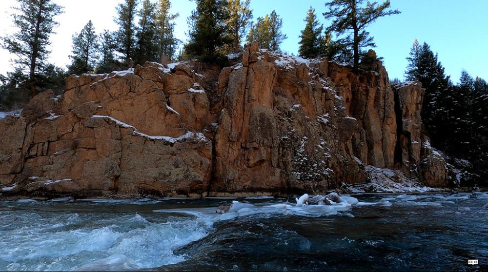 North Fork South Platte River, Colorado