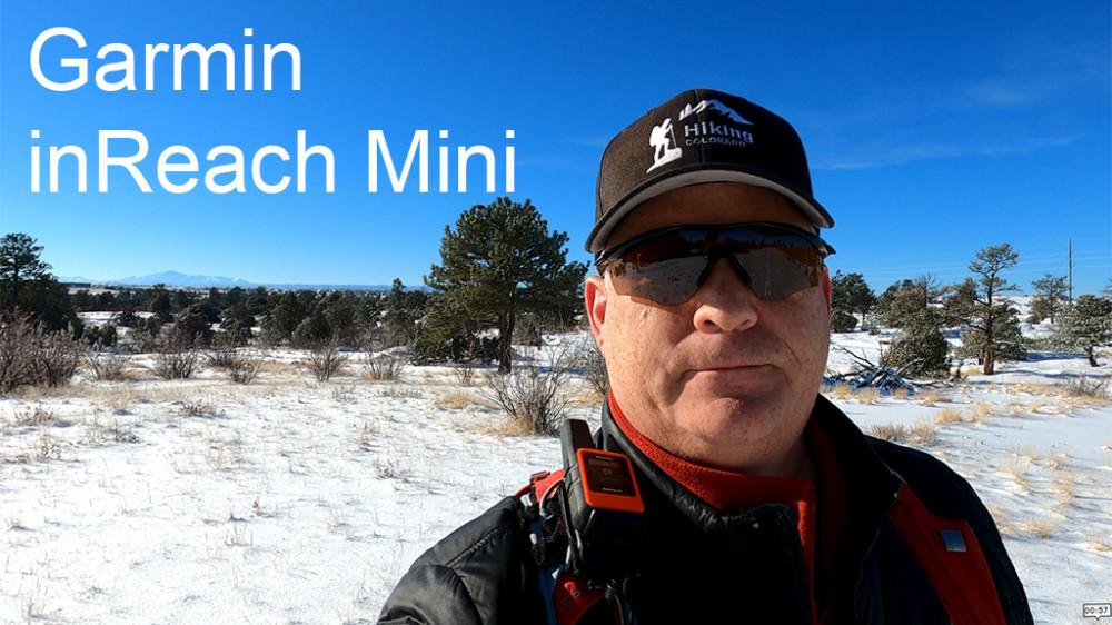 Garmin inReach Mini 2 Way Satellite Communicator